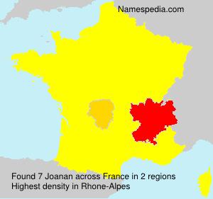Joanan - France