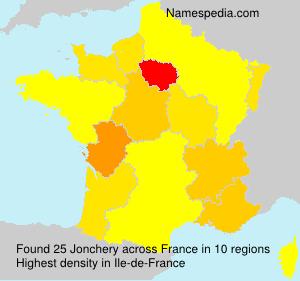 Jonchery
