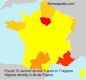 Joncret - France