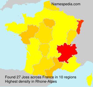 Joss - France