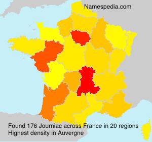 Journiac - France