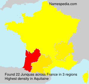 Junquas - France
