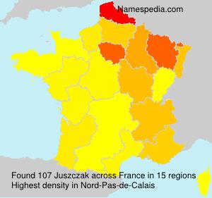 Juszczak - France