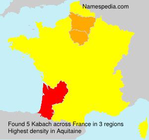 Kabach