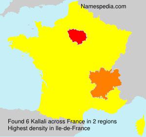 Kallali - France