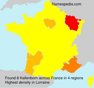 Kallenborn - France