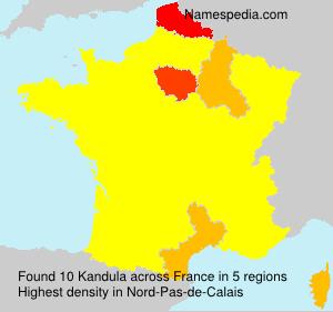 Kandula - France