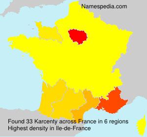 Karcenty