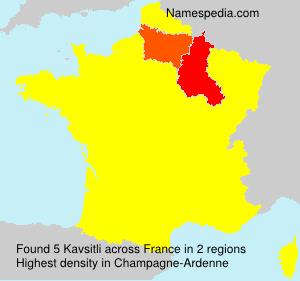 Kavsitli - France
