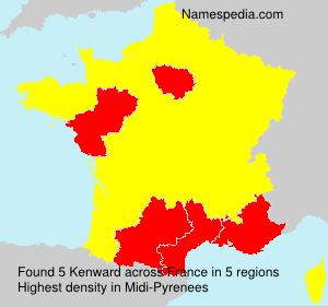 Kenward - France