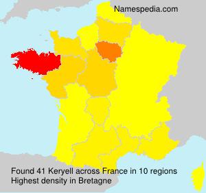 Keryell - France