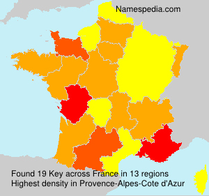 Key - France