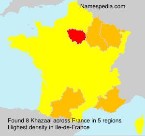Khazaal - France