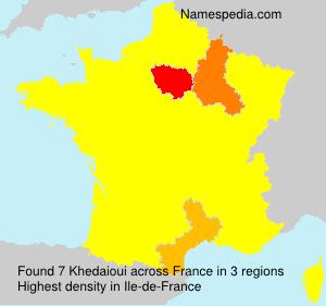 Khedaioui - France