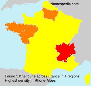 Khelfoune - France