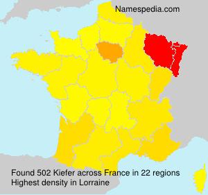 Kiefer - France