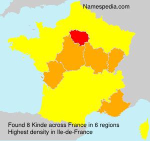 Kinde - France