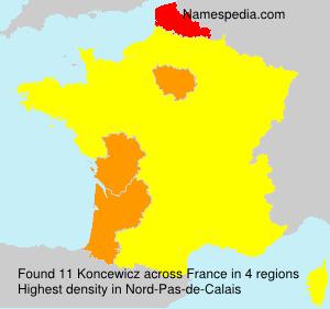 Koncewicz - France