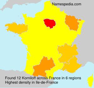 Korniloff