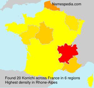 Korrichi