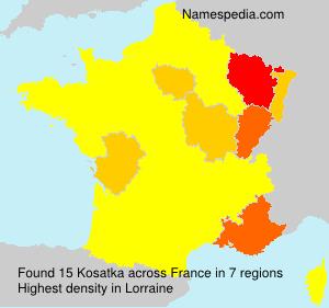 Kosatka - France