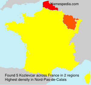Kozlevcar - France