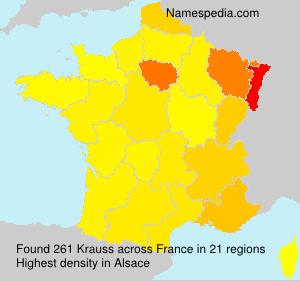 Krauss - France