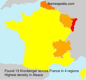 Kronberger - France