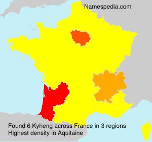 Kyheng - France