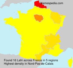 Lafri - France