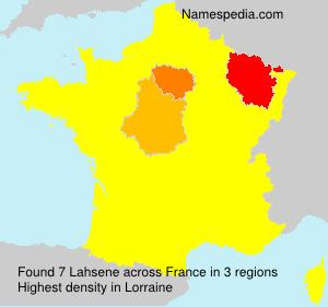 Lahsene