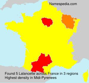 Lalancette - France