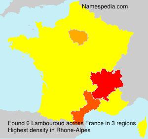 Lambouroud