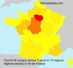 Langou - France