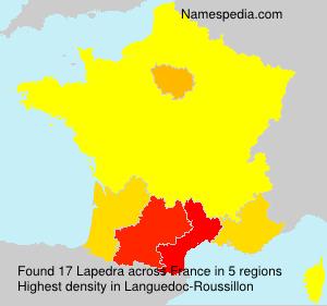 Lapedra