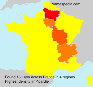 Lapo - France