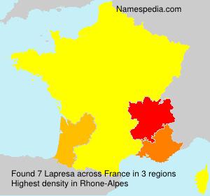 Lapresa - France
