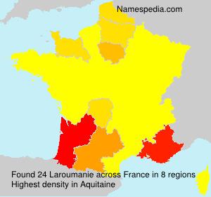 Laroumanie