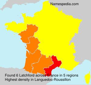 Latchford