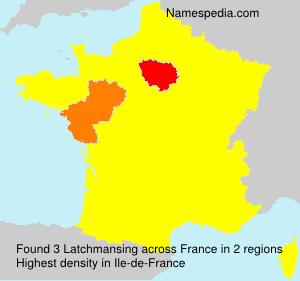 Latchmansing