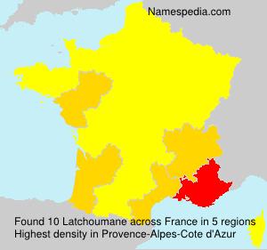 Latchoumane