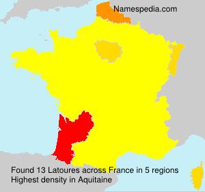 Latoures