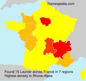 Launier
