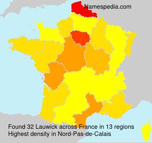 Lauwick