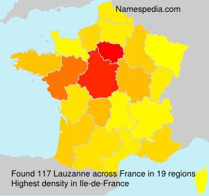 Lauzanne
