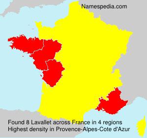 Lavallet