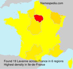Lavanne