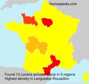 Laviers