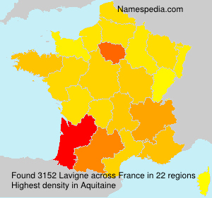 Lavigne - France