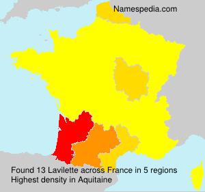 Lavilette